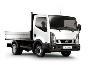 Noleggio furgoni con cassone