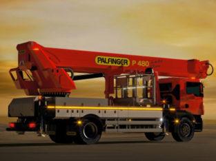 PALFINGER P480 JUMBO NX 48 mt